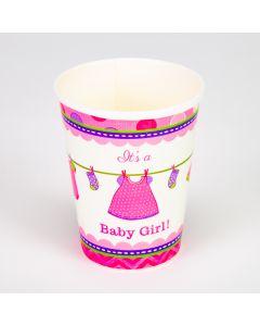 VASO BABY GIRL 8UND