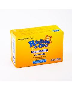 Jabón manzanilla hipoalergénico 100g