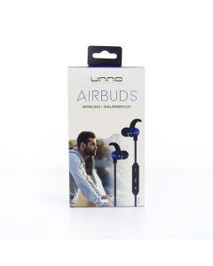 AUDIFONO AIRBUDS 3.5MM C/MICROF AZU
