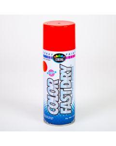 Pintura spray rojo