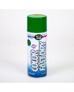 Pintura spray verde