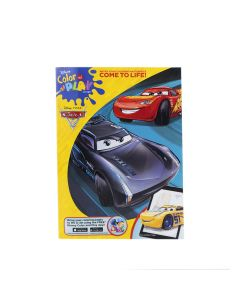 Libro Colorear Cars 3 96 pag STD