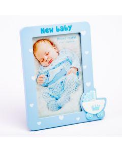 Portarretrato bebé 6x4pulg