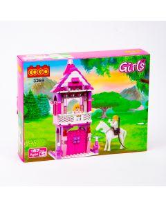 Bloque Girls torre +6a