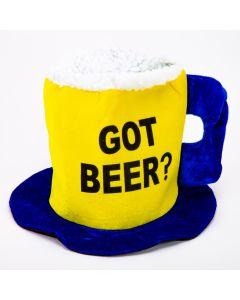 Sombrero Got Beer
