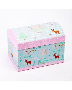 Caja cartón pequeña