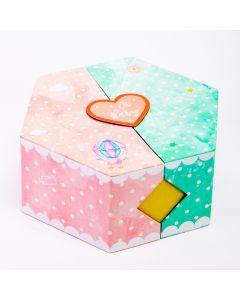 Caja cartón