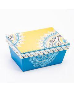 Caja cartón 19x14x9cm