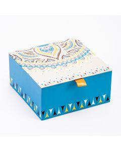 Caja cartón 18.3x9cm