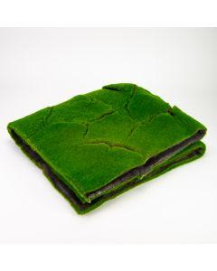 Alfombra artificial verde