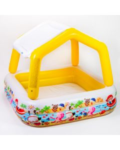 Piscina inflable techo 62X48 pulg
