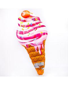 Flotador cono helado 88X42PULG