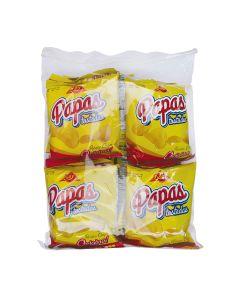 Papas tostadas 10 und