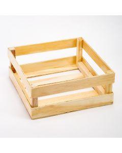 Caja madera 24x24