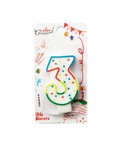 Candela cumpleaños 3