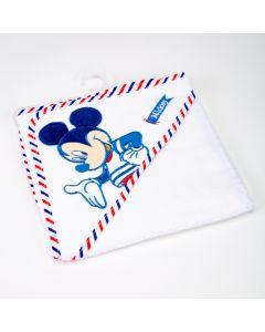 Toalla Mickey Mouse para bebé