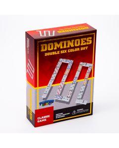 Domino plástico Foster punto