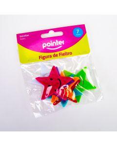 Figura pointer foam estrella
