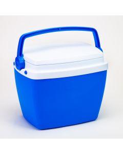 Hielera térmica azul 6l